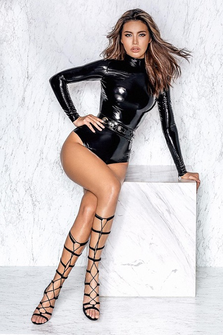 Mỹ nữ tự hào có thân hình đẹp và chuẩn nhất làng mẫu - 2