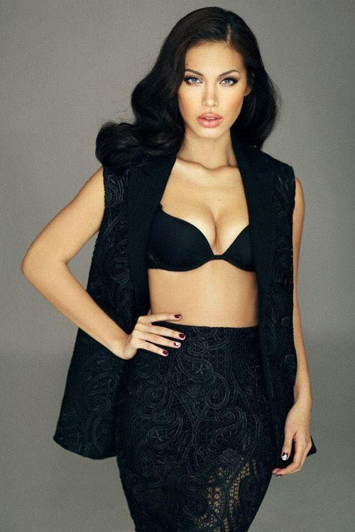 Mỹ nữ tự hào có thân hình đẹp và chuẩn nhất làng mẫu - 10