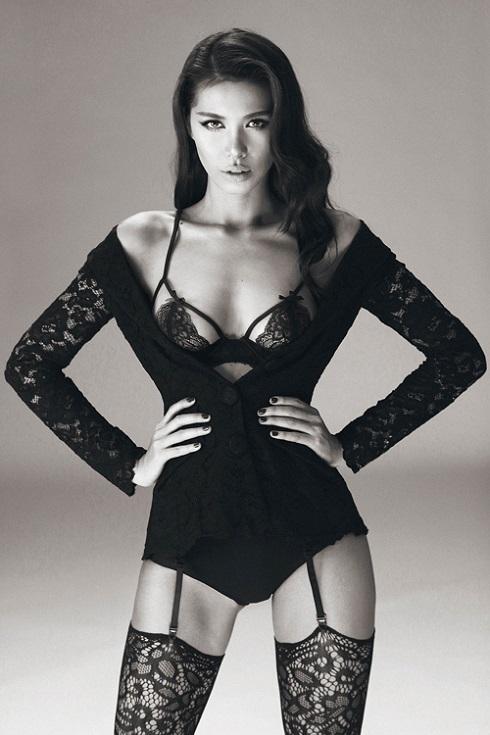 Mỹ nữ tự hào có thân hình đẹp và chuẩn nhất làng mẫu - 11