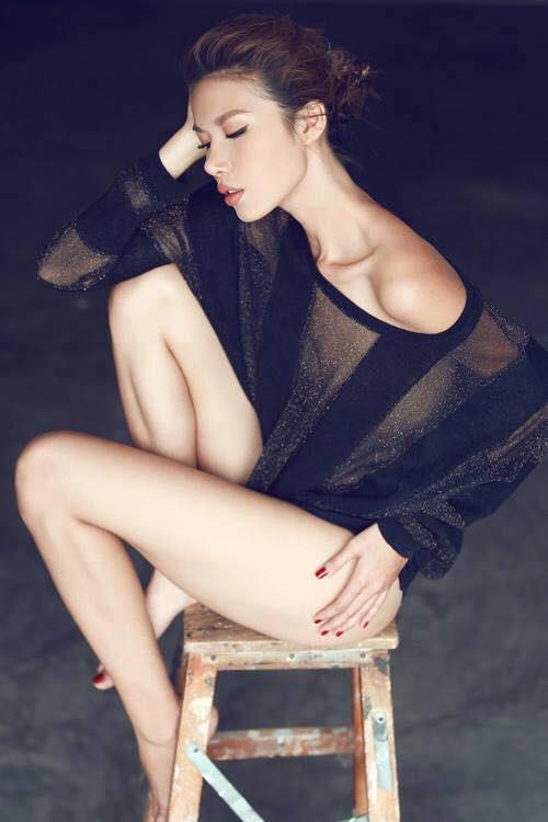 Mỹ nữ tự hào có thân hình đẹp và chuẩn nhất làng mẫu - 12