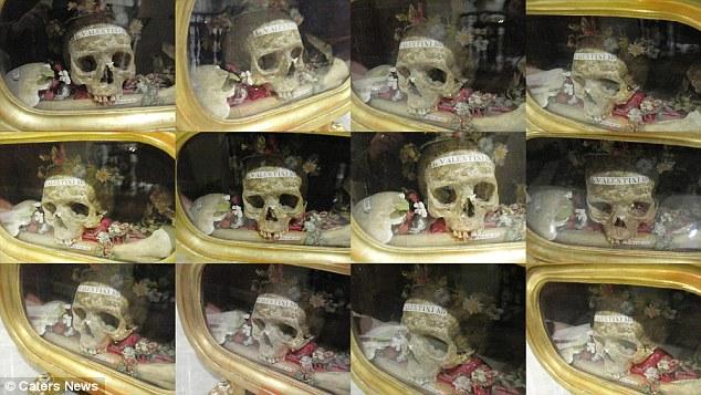 Hé lộ chân dung Thánh Valentine trước khi bị hành quyết - 2