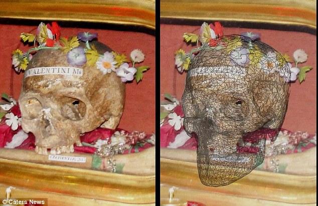 Hé lộ chân dung Thánh Valentine trước khi bị hành quyết - 3