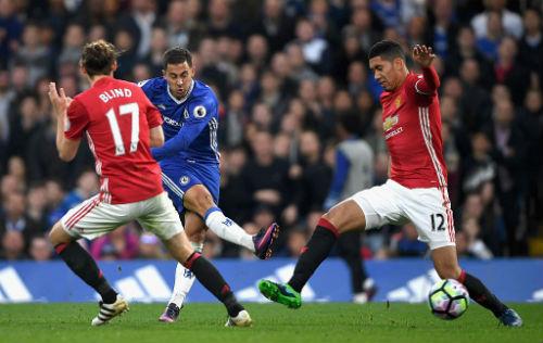 MU - Mourinho bất bại 16 trận, vẫn chạy dài theo Chelsea - 1