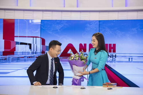 """""""Vàng Anh"""" Minh Hương tặng quà cho chồng và bạn trai thân - 3"""