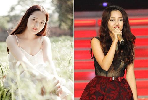 """5 """"nàng tiên"""" của Hoài Linh thay đổi chóng mặt sau 4 năm - 9"""