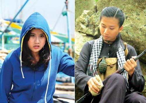 """5 """"nàng tiên"""" của Hoài Linh thay đổi chóng mặt sau 4 năm - 12"""