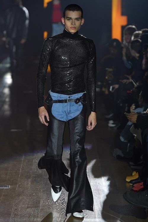 """""""Choáng""""với áo dài Việt phối vest lên sàn diễn thế giới - 9"""