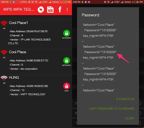 2 cách kết nối Wi-Fi không cần mật khẩu - 2