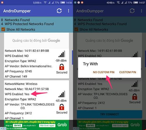 2 cách kết nối Wi-Fi không cần mật khẩu - 3