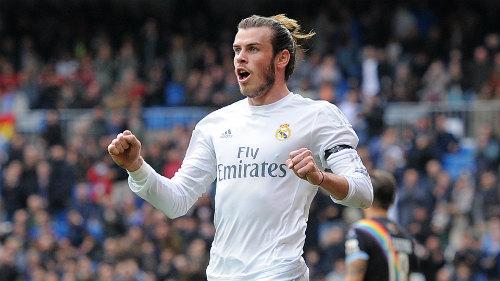 10 SAO nhanh nhất thế giới: Bale số 1, Ronaldo thứ 7 - 1
