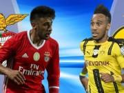Benfica – Dortmund: Không được phép chủ quan