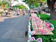 """Thị trường - Tiêu dùng - TP.HCM: Hoa mắt quà tặng Valentine trên """"con đường tình yêu"""""""