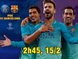 PSG – Barcelona: Phản khách vi chủ