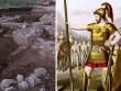 """Xương người """"khổng lồ"""" cùng kho báu 2.500 tuổi ở Iran"""