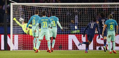 Chi tiết PSG - Barcelona: Kịch bản không thể tin nổi (KT) - 6