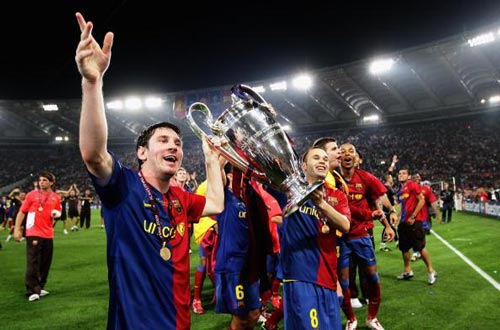 Lời nguyền Champions League: Real, MU, Barca từng ở rất gần - 3