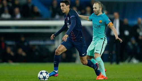 Chùm ảnh đại chiến PSG - Barca: Pressing đỉnh cao - 8