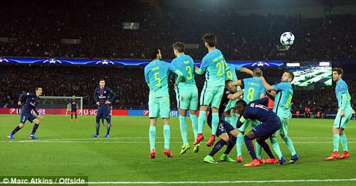 Chùm ảnh đại chiến PSG - Barca: Pressing đỉnh cao - 3