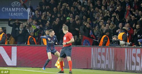 Chùm ảnh đại chiến PSG - Barca: Pressing đỉnh cao - 6