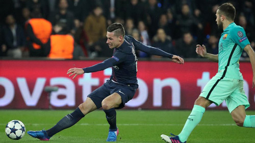 Chùm ảnh đại chiến PSG - Barca: Pressing đỉnh cao - 5