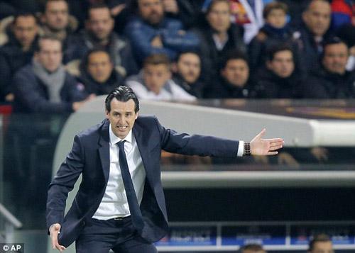 Chùm ảnh đại chiến PSG - Barca: Pressing đỉnh cao - 10