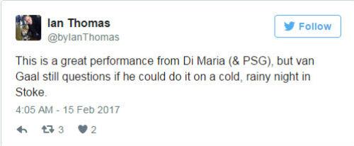 Barca thảm bại, fan MU tiếc Di Maria, sao Real chia vui - 6