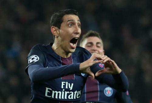 Barca thảm bại, fan MU tiếc Di Maria, sao Real chia vui - 1