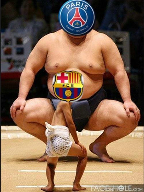 Barca thua thảm, báo thân Real tranh thủ chế giễu - 11