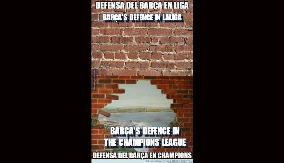 Barca thua thảm, báo thân Real tranh thủ chế giễu - 4