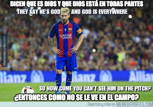 Barca thua thảm, báo thân Real tranh thủ chế giễu - 2