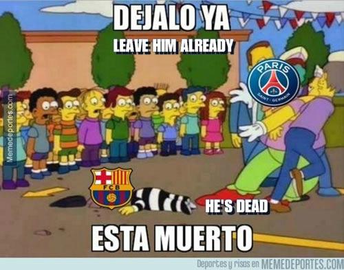 Barca thua thảm, báo thân Real tranh thủ chế giễu - 6