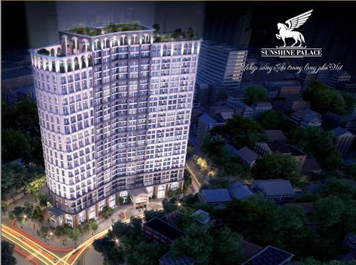 Sunshine Palace tự tin gia nhập mảng thị trường sôi động phía Nam - 1