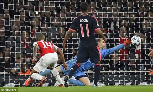 """Bayern – Arsenal: Ngán gì không vuốt râu """"Hùm"""" - 2"""