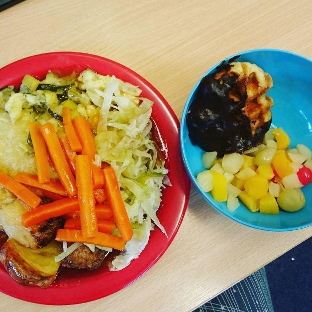 Bữa trưa của trẻ em khắp thế giới có những món gì? - 4