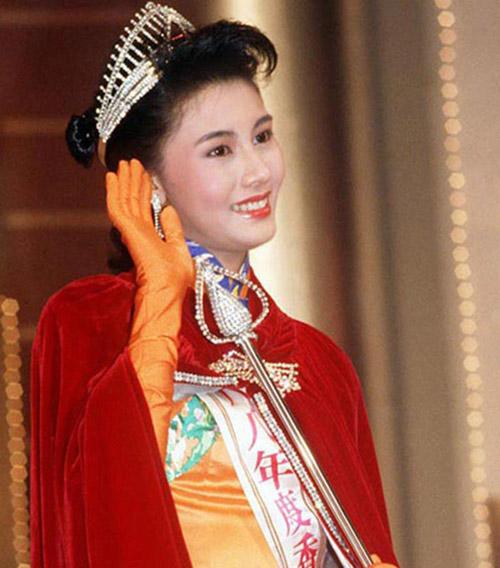 """Hoa hậu đẹp nhất Hương cảng khét tiếng """"sát"""" đại gia - 1"""