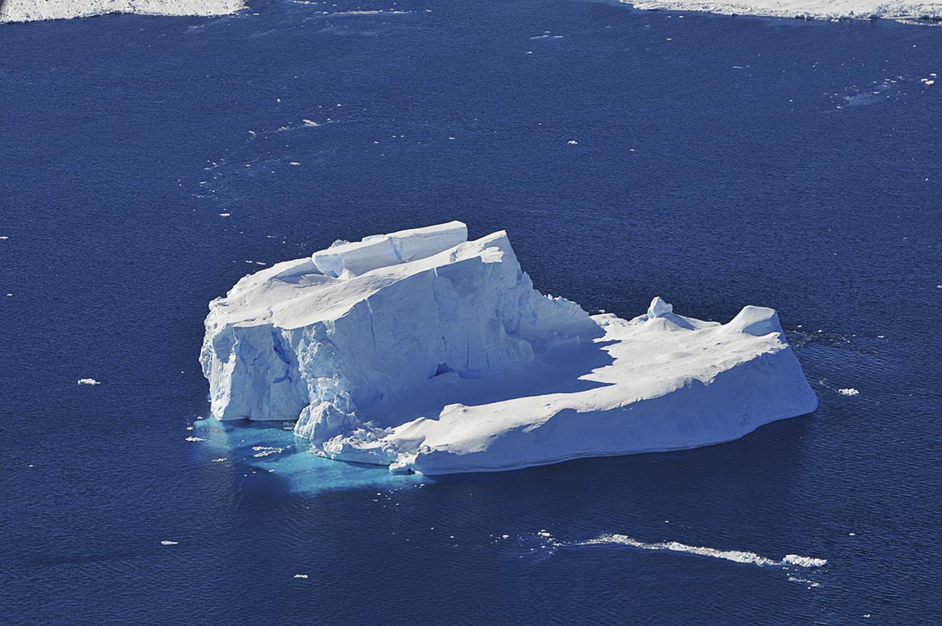 Băng Nam Cực chưa bao giờ nhỏ như bây giờ - 2