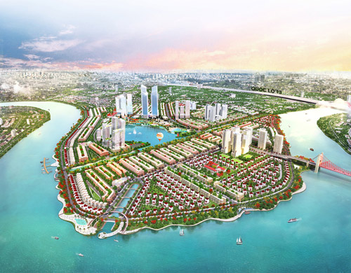TP.HCM sắp xuất hiện công viên giải trí tầm cỡ Đông Nam Á - 1