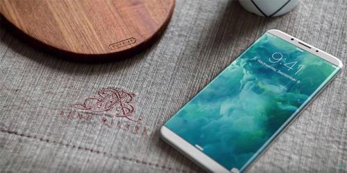 iPhone 8 dùng cảm biến vân tay ẩn dưới màn hình - 1
