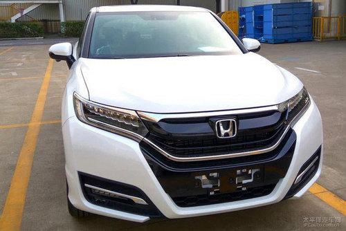 Bắt gặp Honda UR-V hoàn toàn mới - 1