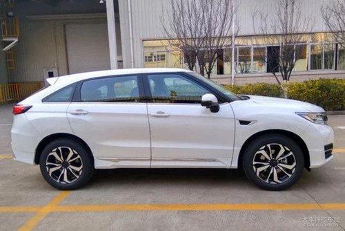 Bắt gặp Honda UR-V hoàn toàn mới - 3