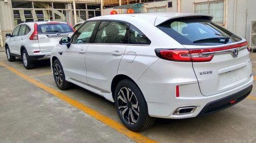 Bắt gặp Honda UR-V hoàn toàn mới - 4