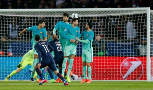 8 nguyên nhân khiến Barca thua tan tác trước PSG - 1