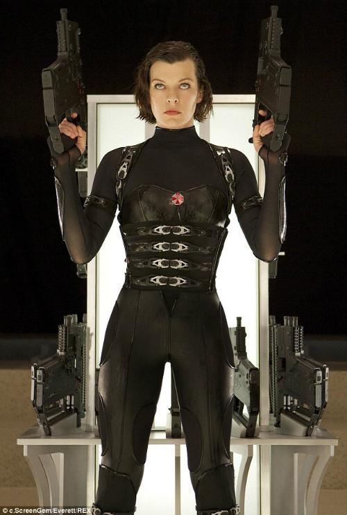 Gặp nữ chiến binh chất nhất làng điện ảnh Hollywood - 2