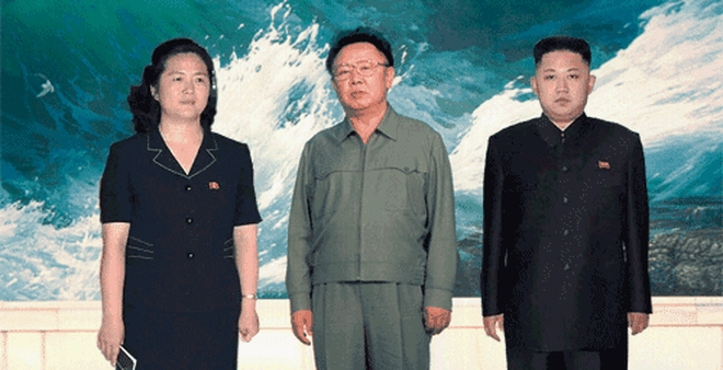 Anh em của nhà lãnh đạo Kim Jong-un có những ai? - 4