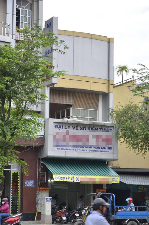 Táo tợn cướp đại lý vé số giữa ban ngày ở Sài Gòn - 1