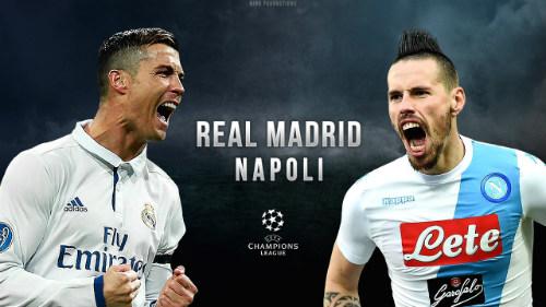 Chi tiết Real Madrid - Napoli: Đẳng cấp nhà vô địch (KT) - 12