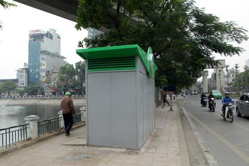 Tè bậy ngay gần nhà vệ sinh siêu sạch giữa Thủ đô - 15