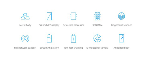 Meizu M5s trình làng, giá cực mềm - 4