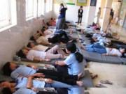 Thêm một vụ ngộ độc ở Hà Giang, 63 người nhập viện cấp cứu