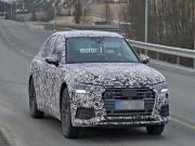 Tin tức ô tô - Audi A6 2019 lộ diện trên đường thử nghiệm